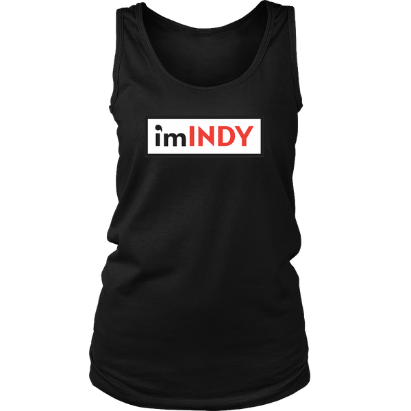 imINDY  Women's ~ T-Shirt / Tank