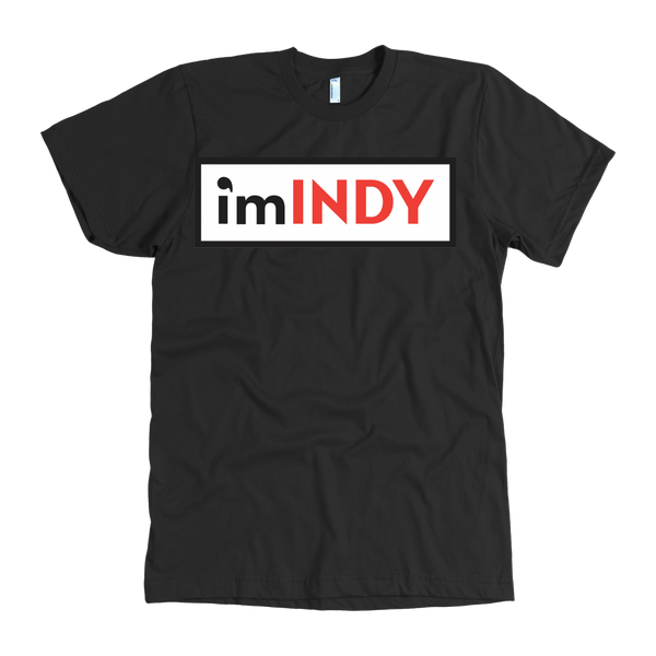 imINDY  Men's ~ T-Shirt / Tank