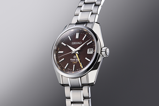 The new Grand Seiko Hi-Beat 36000 GMT Limited Edition