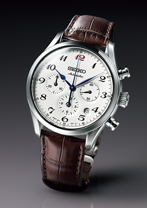 Presage. Fine mechanical watchmaking, from Japan