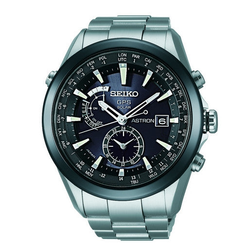 Receiving Leap Second Data on Seiko Astron GPS Solar Watches