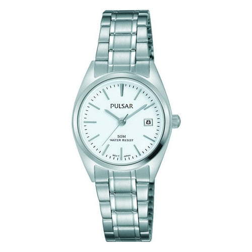 PH7439X1 - PULSAR - Ladies Stainless Steel Bracelet - seiko-store