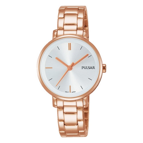 PH8340X1 - PULSAR - Ladies Gold Plated Bracelet - seiko-store
