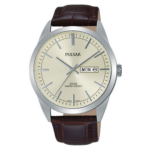 PJ6069X1 - PULSAR - Gents Strap Watches - Seiko Store Ireland