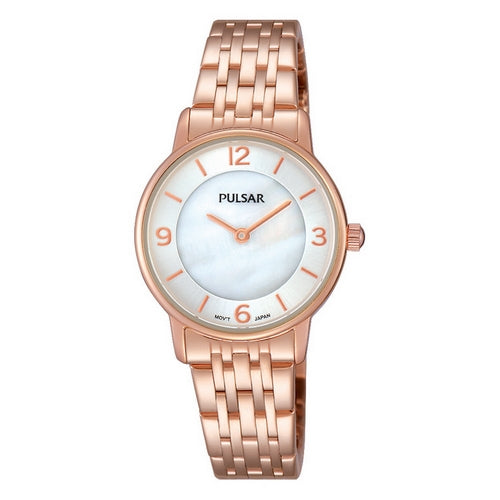 PRW028X1 - PULSAR - Ladies Gold Plated Bracelet - Seiko Store Ireland