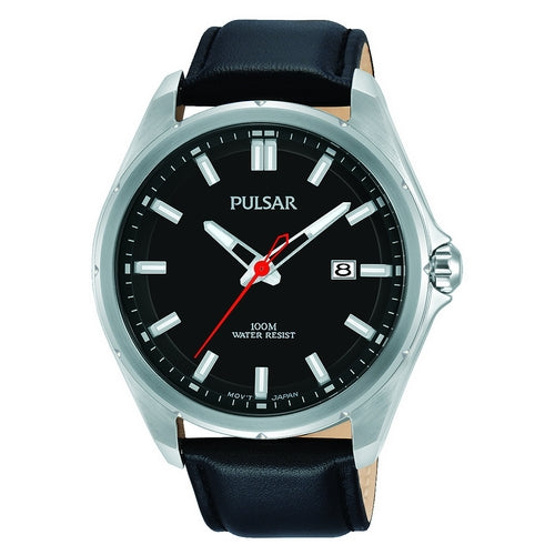 PS9557X1 - PULSAR - Gents Strap Watches - Seiko Store Ireland