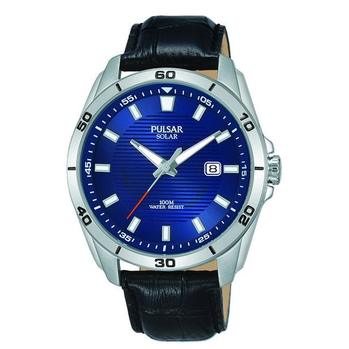 PX3155X1 - PULSAR - Gents Strap Watches - Seiko Store Ireland