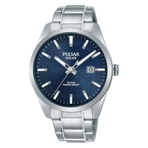 PX3181X1 - PULSAR - Gents Stainless Steel Bracelet - Seiko Store Ireland