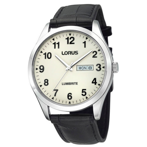 RJ647AX9 - LORUS - Gents Strap Watches - Seiko Store Ireland