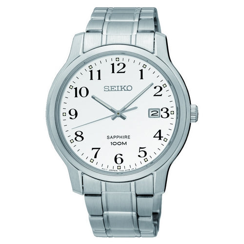 SGEH67P1 - SEIKO WATCH - Gents Stainless Steel Bracelet - seiko-store
