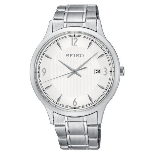 SGEH79P1 - SEIKO WATCH - Gents Stainless Steel Bracelet - Seiko Store Ireland