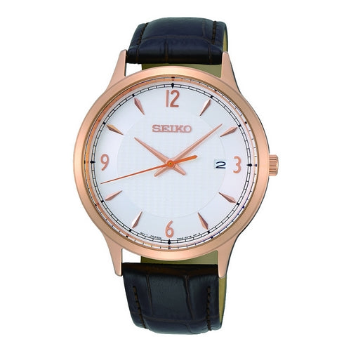 SGEH88P1 - SEIKO WATCH - Gents Strap Watches - Seiko Store Ireland