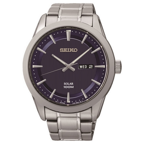 SNE361P1 - SEIKO WATCH - Gents Stainless Steel Bracelet - Seiko Store Ireland