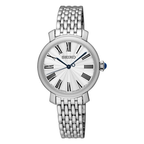 SRZ495P1 - SEIKO WATCH - Ladies Stainless Steel Bracelet - Seiko Store Ireland
