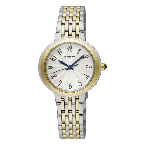 SRZ506P1 - SEIKO WATCH - Ladies Mixed Metal Bracelet - seiko-store