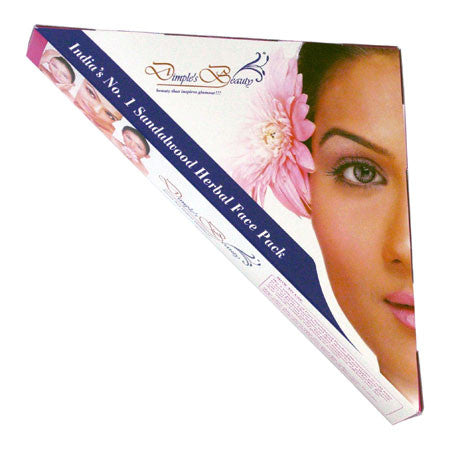 Dimples Sandalwood Herbal Facepack