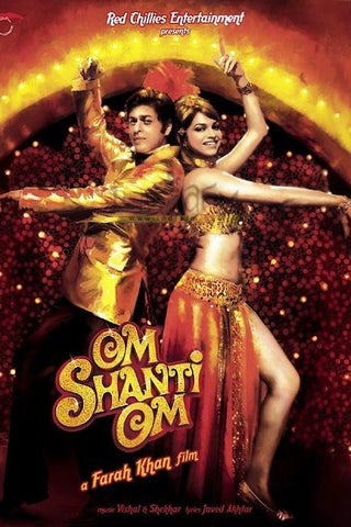 Om Shanti Om DVD (2 DVD Set) Limited Edition