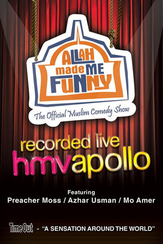 Allah Made Me Funny DVD