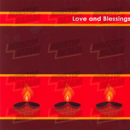 Love and Blessing Card