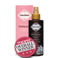 Fake Bake Perfection Instant Tan Spritz and Mitt 170ml