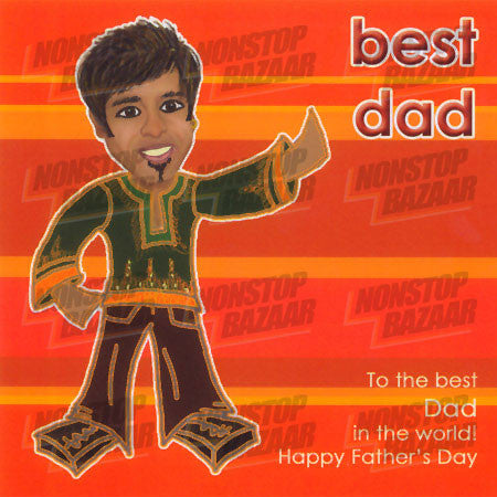 Best Dad - To the best Dad in the world! Card