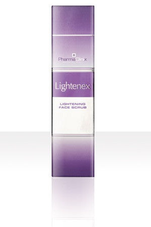 PharmaClinix Lightenex Face Scrub & Wash 250ml