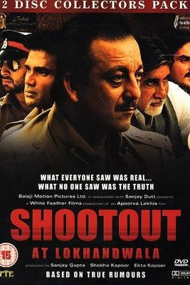 Shootout At Lokhandwala DVD (2 Disk Set)