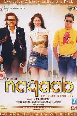 Naqaab, Disguised Intentions DVD (2 Disk Set)