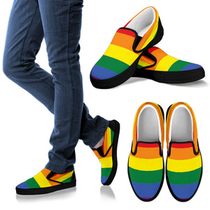 LGBT Special Women's Slip Ons