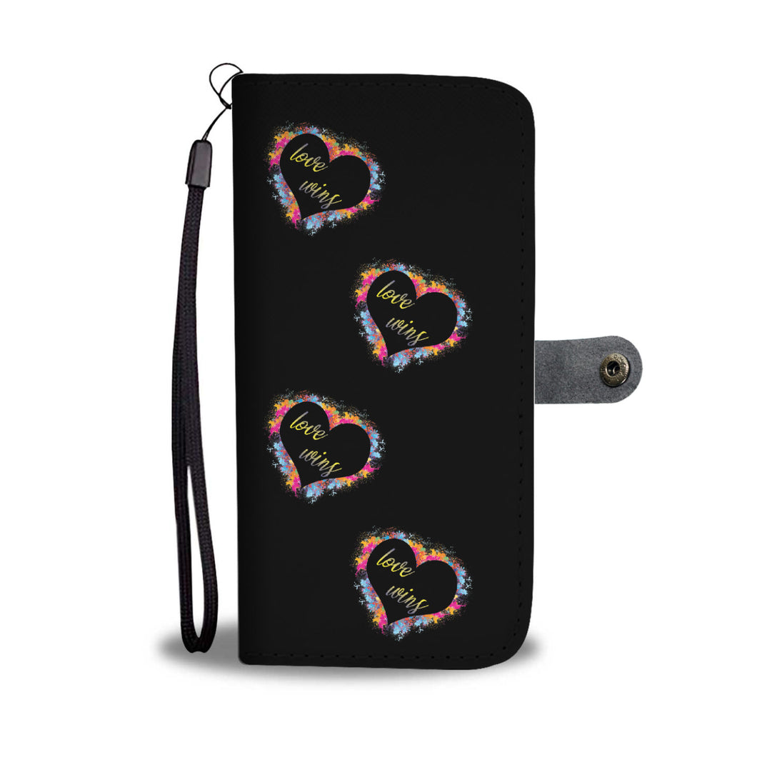Love Wins RFID Wallet