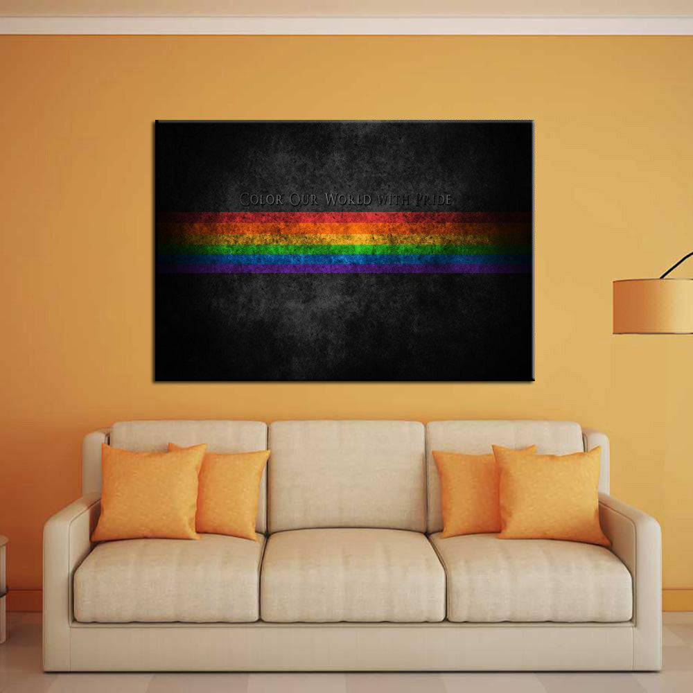 Colors Pride CANVAS