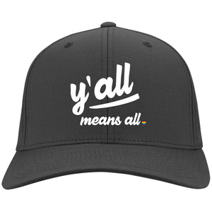 y all means all Y'all means All Hat