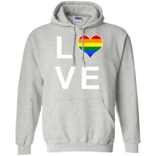 Load image into Gallery viewer, LOVE Love Hoodie 8 oz.