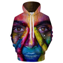 Load image into Gallery viewer, 3D Pride Hoodies ** NOT SOLD IN STORES**