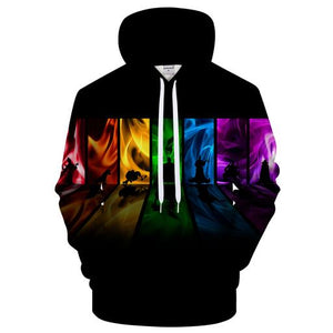 3D Pride Hoodies ** NOT SOLD IN STORES**