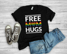 Load image into Gallery viewer, Free Mom Hugs || LGBT MOM