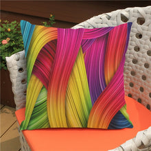 Load image into Gallery viewer, RAINBOW Cushion Covers
