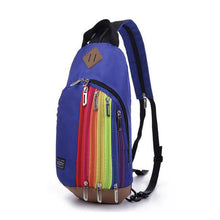 Load image into Gallery viewer, New Women & Men Rainbow Backpack