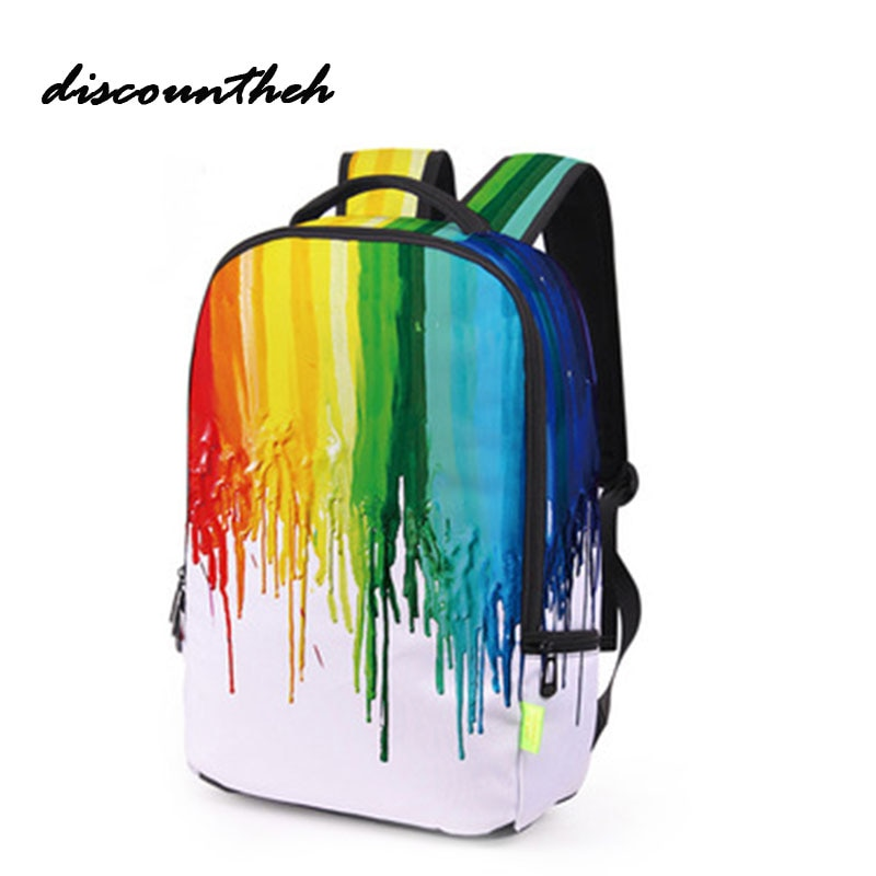 New Rainbow Backpack