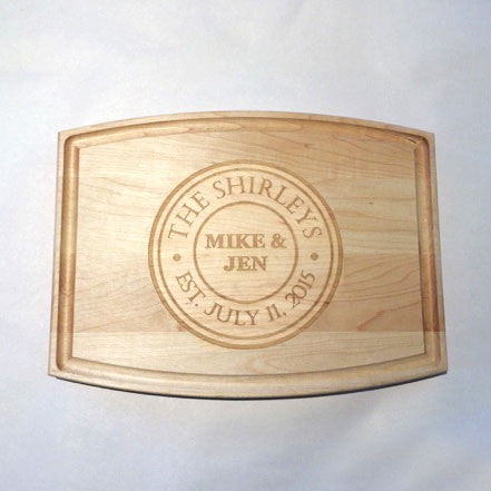 Custom Cutting Board  Personalized