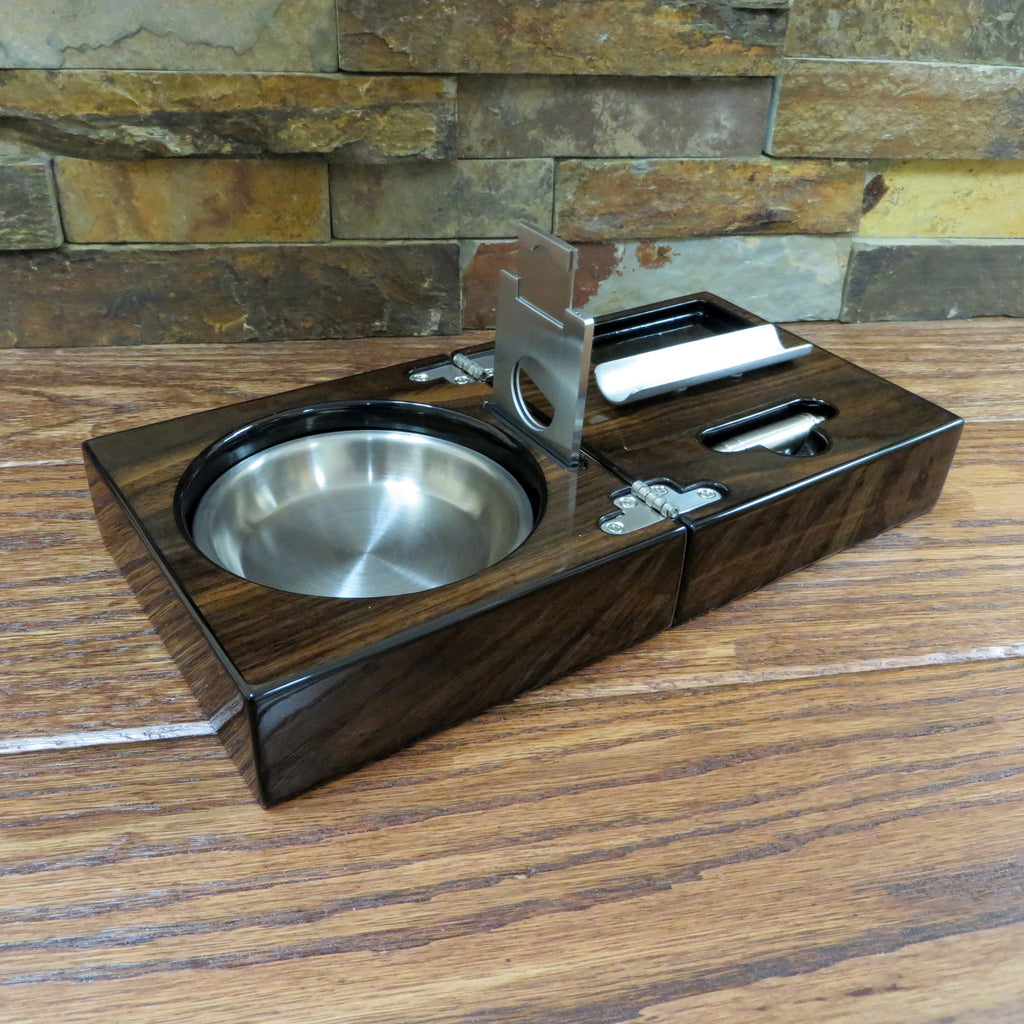 Personalized Cigar Ash Tray
