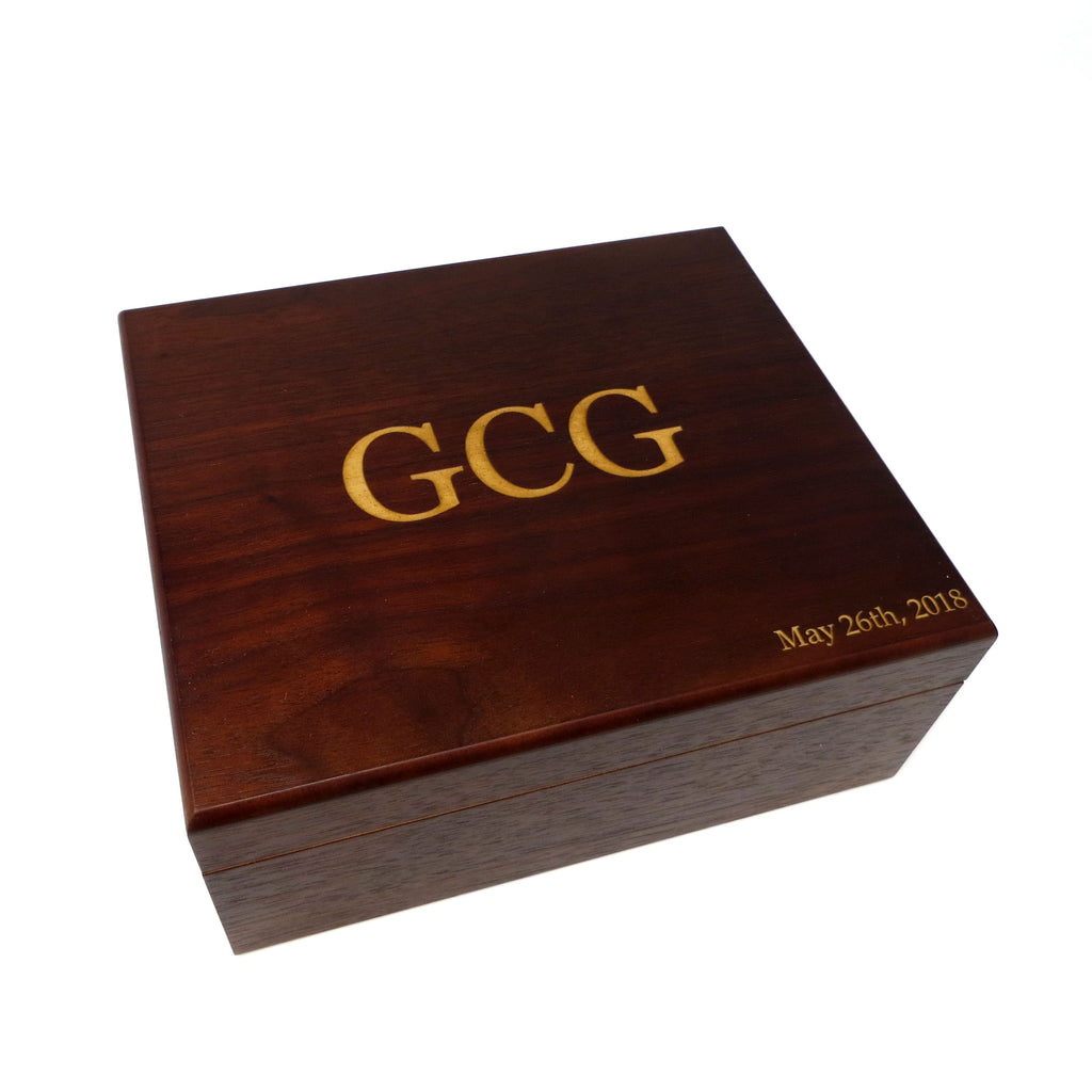 Customized Keepsake Box
