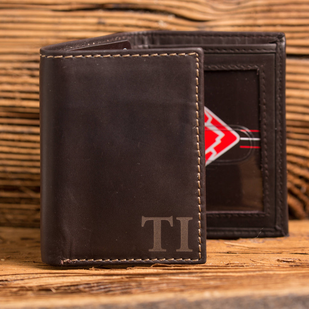 Monogram Wallet Gift Set