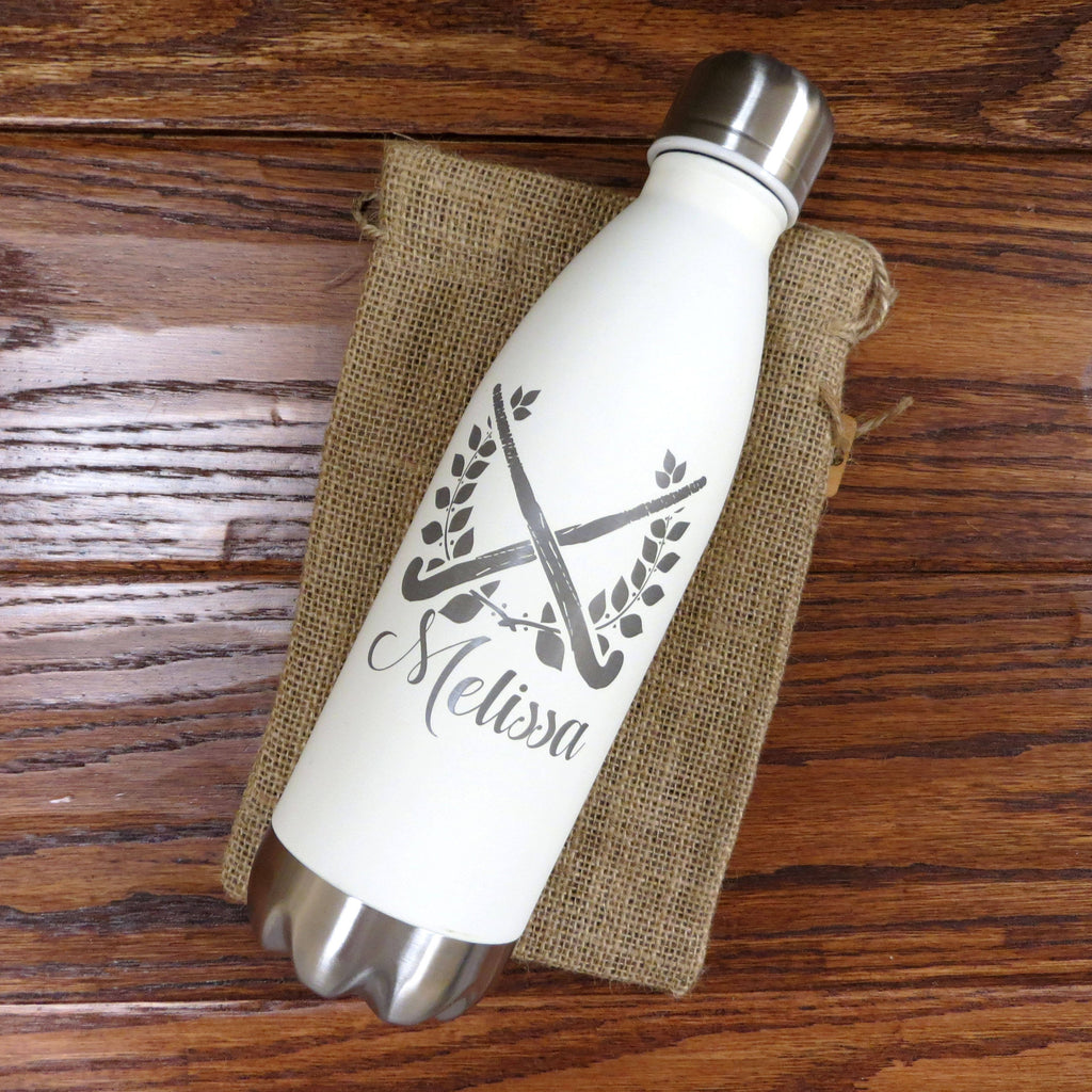 Personalized Sports Water Bottle