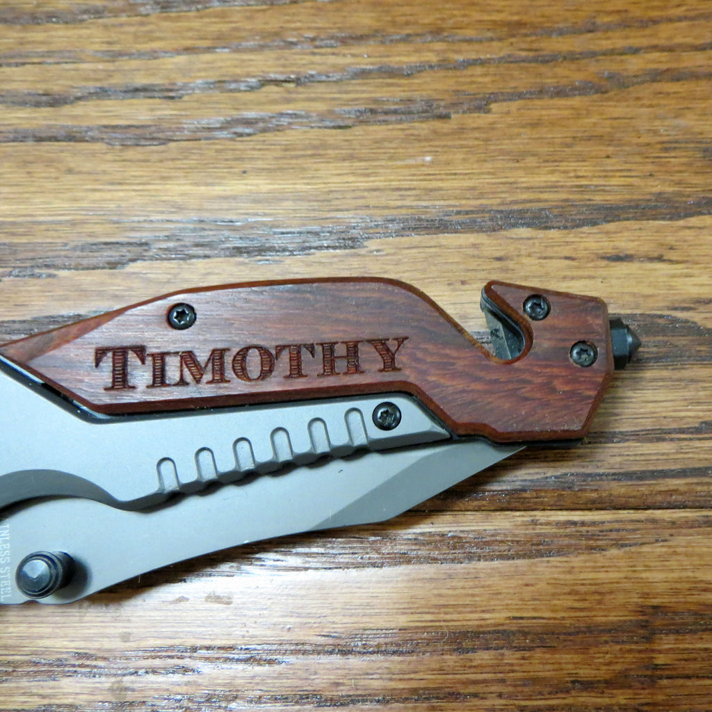 Personalized Tactical  Pocket Knife