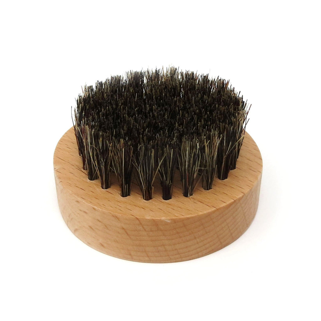Wood Beard Brush Personalized