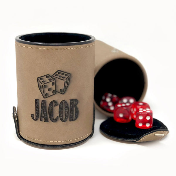 Dice Game Personalized