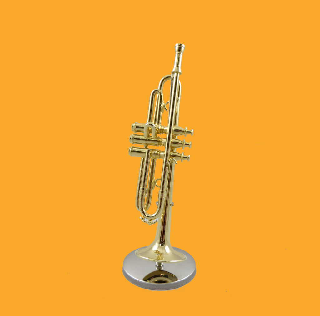 Personalized Miniature Trumpet
