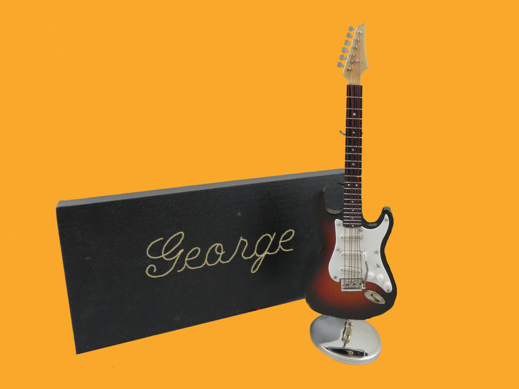 Personalized Mini Electric Guitar