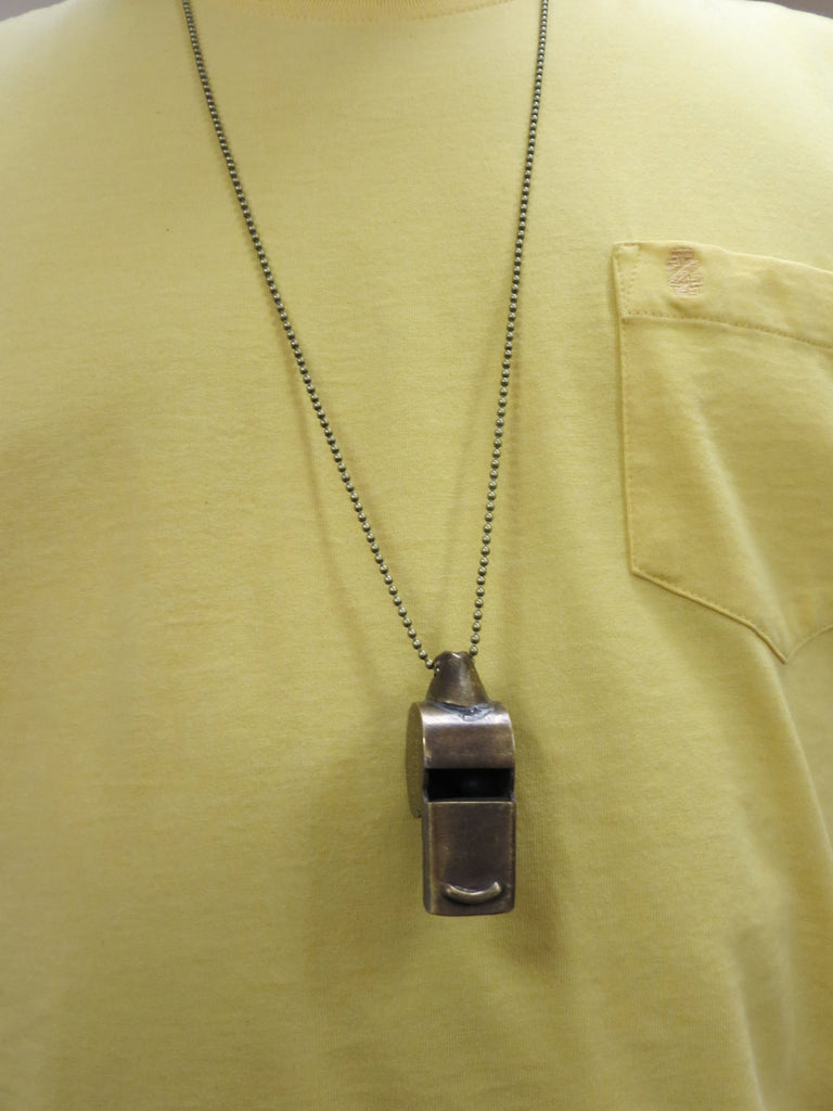 Personalized Coach Whistle